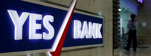 Yes bank tanks by 8.15 percent to Rs 81.10