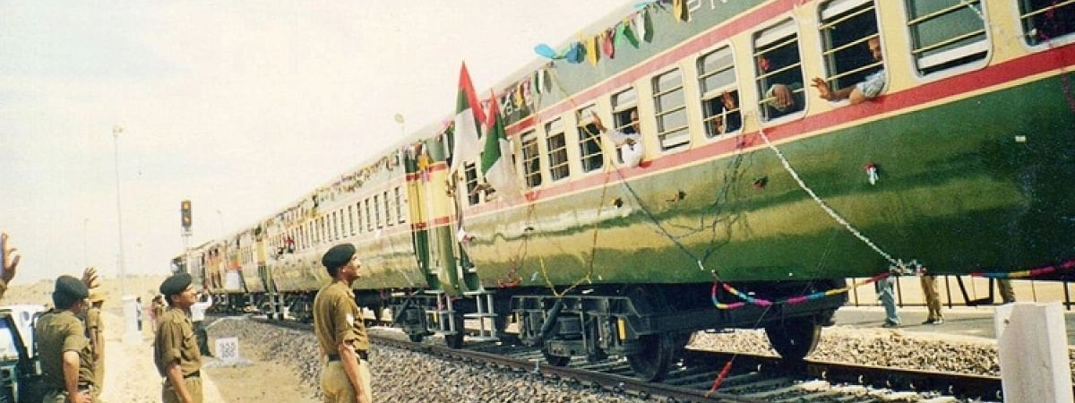Pak to suspend Thar Express