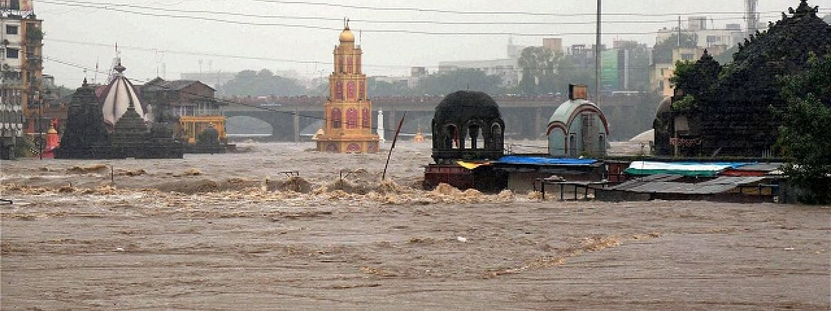 Flood: Over 4,000 moved to safety in Nashik