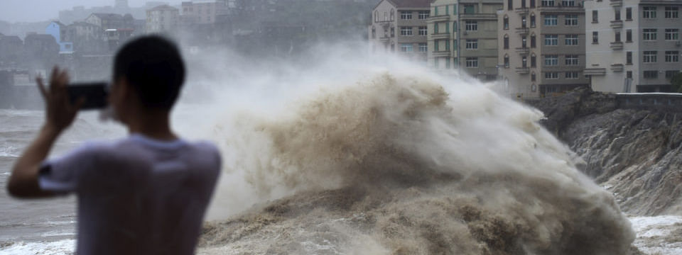 Typhoon Lekima death toll rises to 28 in east China
