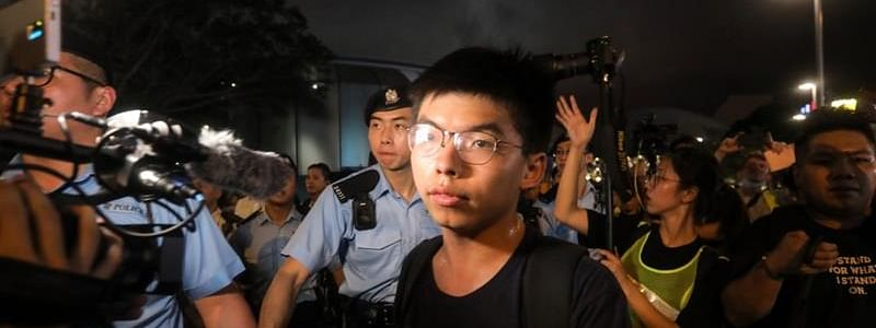 Hong Kong arrests pro-democracy activists