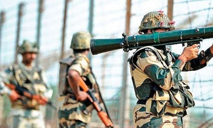 Come with white flags to take bodies of intruders, says Army to Pakistan