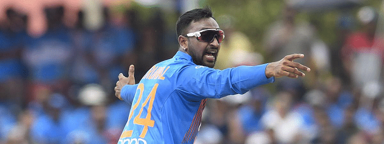 'Quite happy with the way I've bowled' : Krunal Pandya