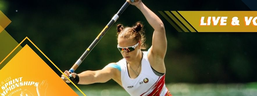 Britain, Hungary and Germany on top of Canoe Sprint World Championships