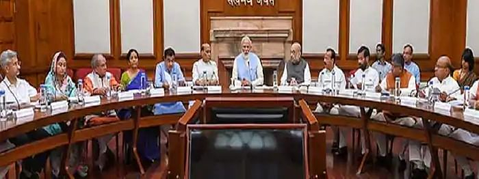 Cabinet meet at PM's residence concludes