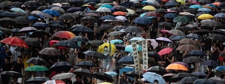 Hong Kong turmoil 'tipping point' for world economy