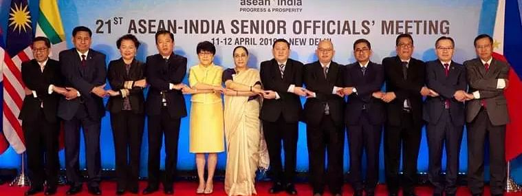India for expanded partnership with ASEAN in Indo-Pacific