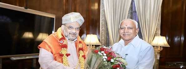 BSY gets nod from Shah to expand cabinet on Aug 20