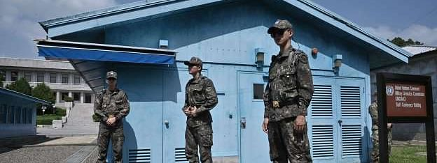 North Korean soldier detains for crossing DMZ, says South