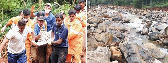 Death toll rises to 83, about 2,55,662 people shifted to 1,413 relief camps in Kerala