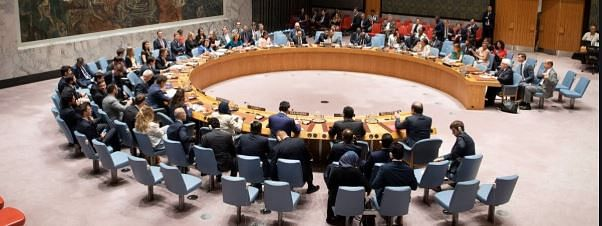 Pak snubbed at UNSC