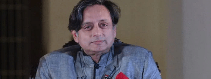 Congress chief in Kerala announces ceasefire with Tharoor