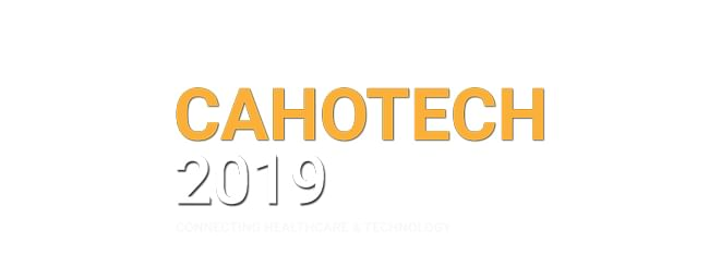 Intl healthcare tech conference CAHOTECH on Sep 27, 28