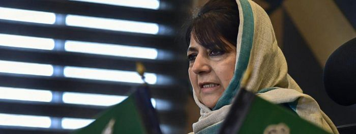 You fail to win Muslim majority state which chose secular India: Mehbooba