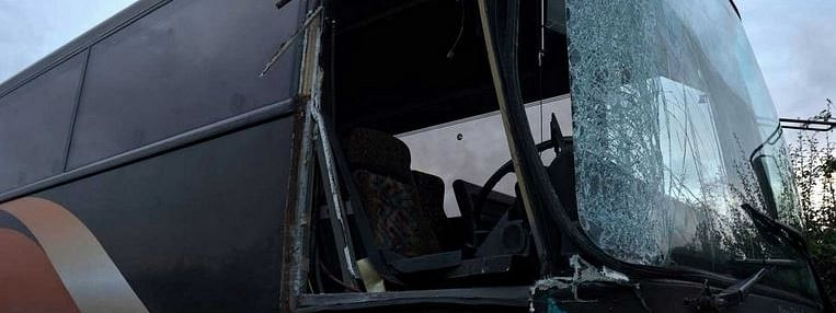 Pakistan: Bus plunges into ravine; 24 dead