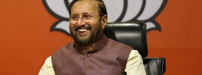 Govt committed to media freedom: Javadekar