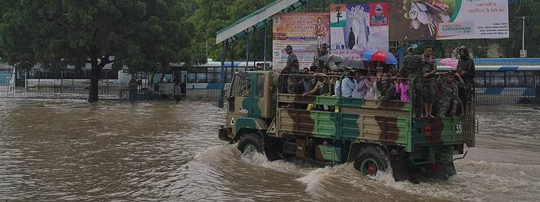 Heavy rain in Guj, more likely in next two days