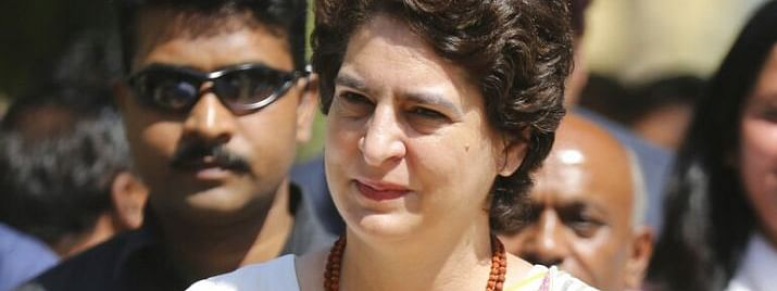 Priyanka to visit Rae Bareli on Tuesday