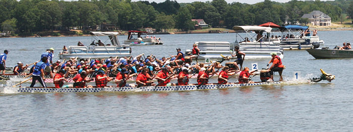 Champions' Boat League Auction  extended, race as per schedule