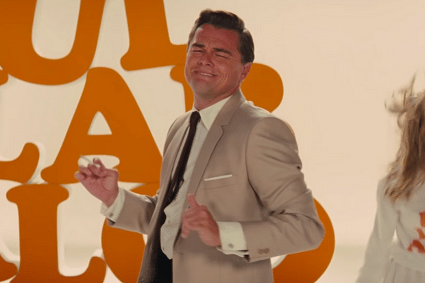 Once Upon A Time In Hollywood- Tarantino on his own tribe!