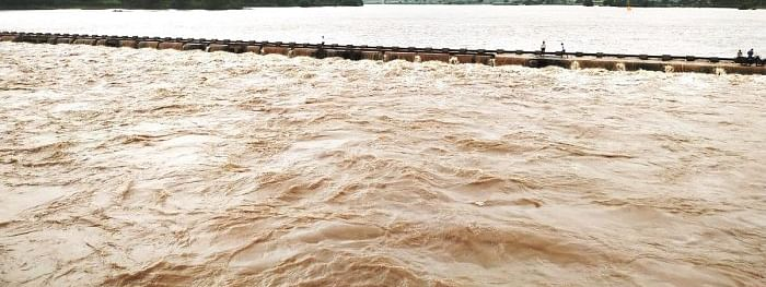 Floods: Cauvery and tributaries flowing above danger level