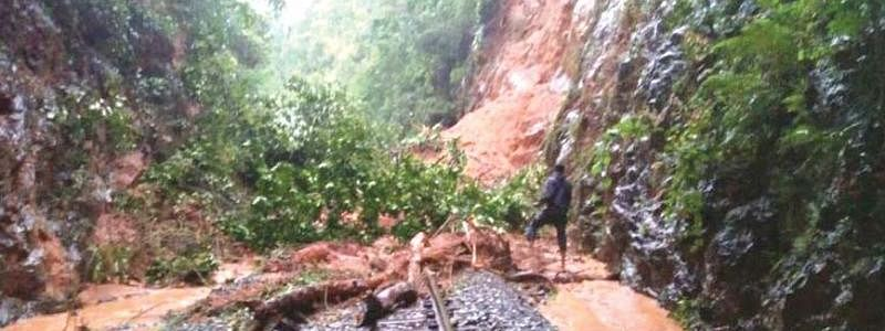 Konkan Railways cancels several trains