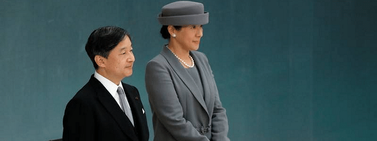 New Japanese king expresses remorse over the past