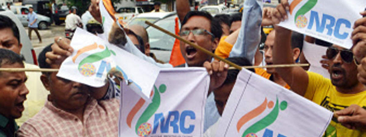 Genuine citizens of country must be protected and included in NRC list: Cong