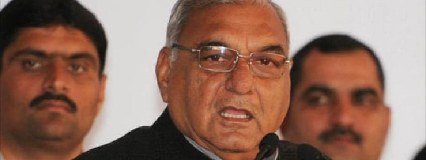 This is our last chance to save Haryana: Hooda