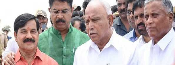 Rs 100 cr to be given as first part of 536-cr Kodagu package: Yediyurappa