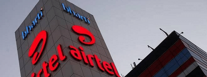 Bharti Airtel slips by 4.55 pc to Rs 490.90