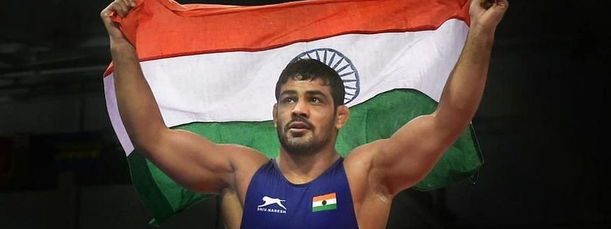 Sushil earns a spot for the World Championships