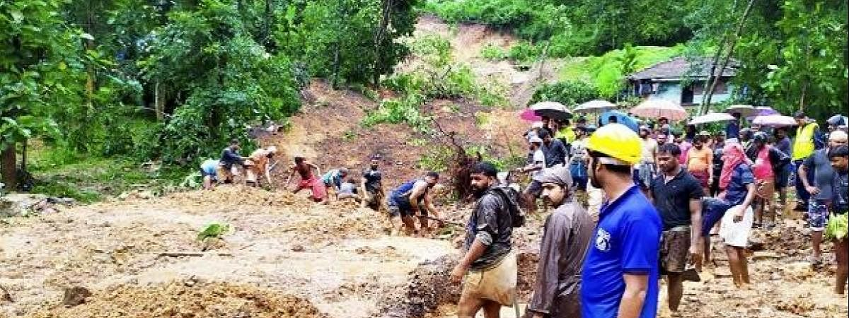 Rahul to visit flood-landslide hit areas in Wayanad and Malappuram from Aug 26