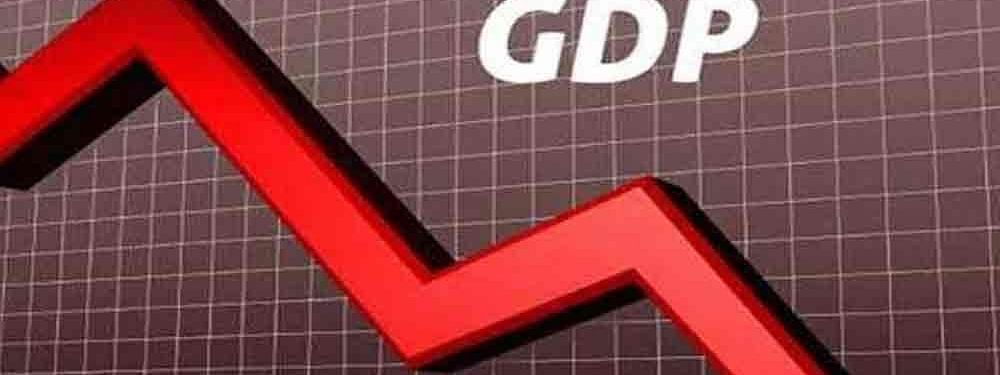 GDP growth drops to a 7-year low at 5%