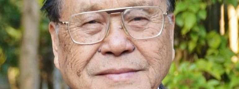 Nagaland ex-Minister N Theyo passes away