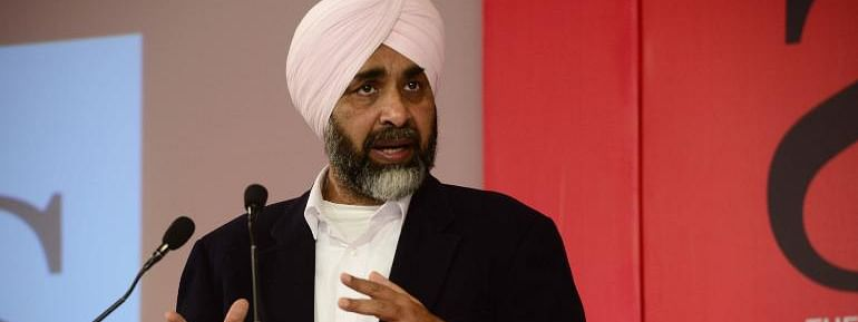 Manpreet woos industrialists to make investments in Punjab