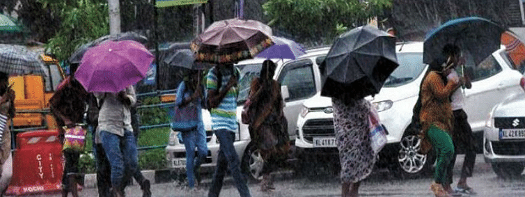 Monsoon again active in parts of North and Central Gujarat