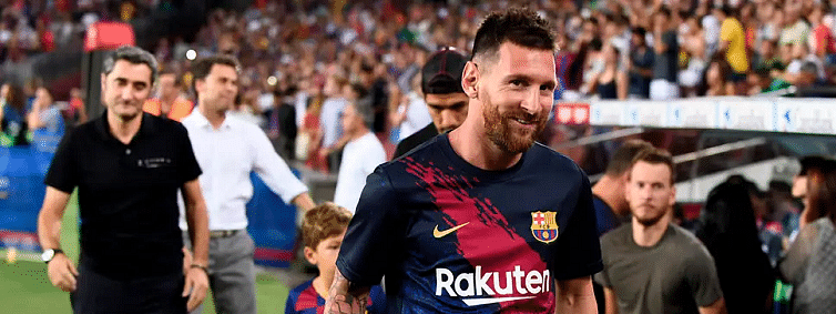 Messi likely to miss out again as Barcelona visit Osasuna
