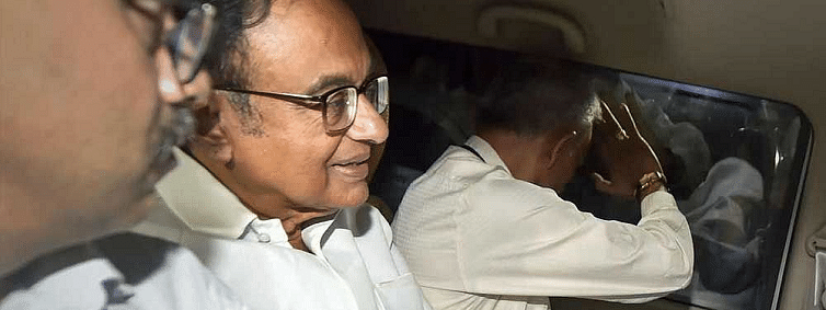 CBI gets custody of Chidambaram till 26th August