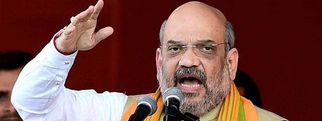 Farooq Abdullah is neither detained nor under house arrest: Amit Shah