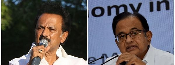 Chidambaram will face the case legally, says Stalin