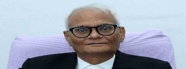 Justice Prashant Kumar of Jharkhand High Court dead