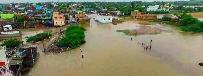 Rain fury subsides in Gujarat