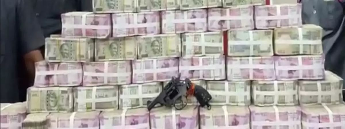 Money transfer racket busted: 7 held, Rs 5 cr seized