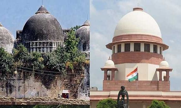 Ayodhya : SC asks whether Nirmohi Akhara established servitor rights