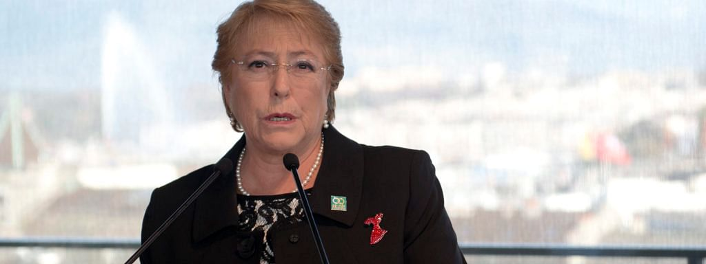 Bachelet to brief Security Council on religious-based violence
