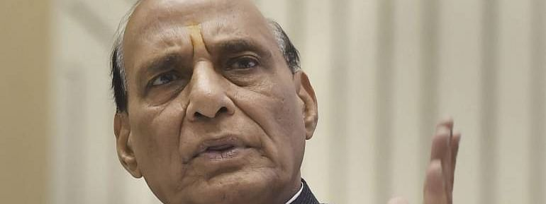 India warns Pakistan. No first use of nuclear weapons policy may change: Rajnath