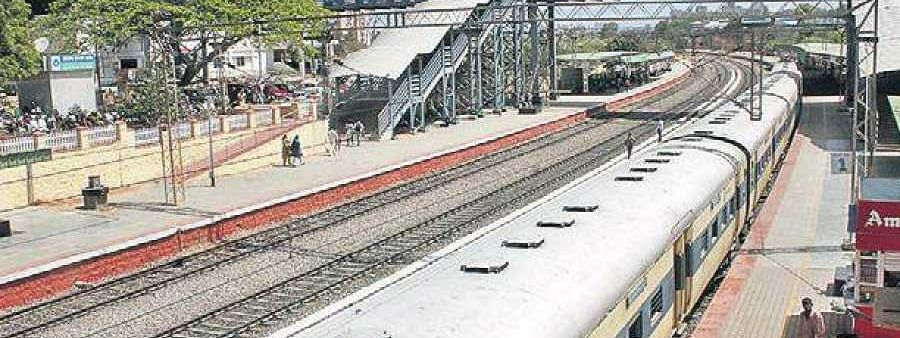 Railway launches drive to verify vehicles parked in premises