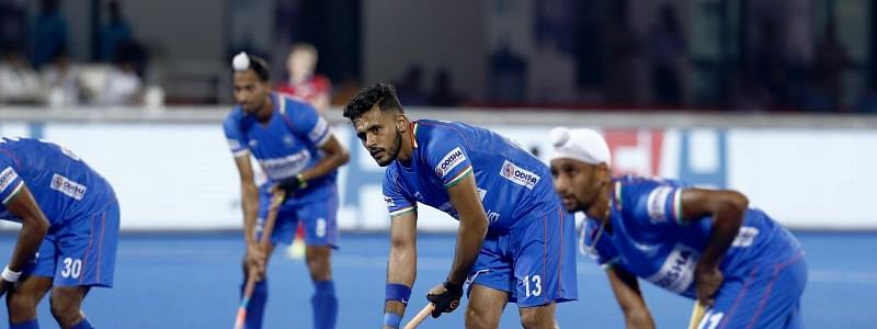 Men's team loses 1-2 to New Zealand in Olympic Test hockey