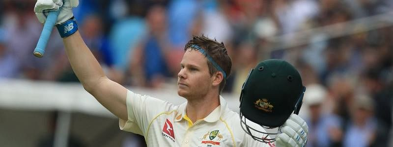 24th Test Century under belt; Steve Smith overtakes Virat